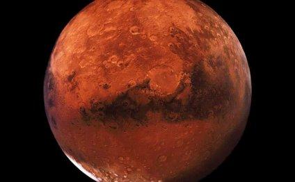Безвозвратный полет на Марс