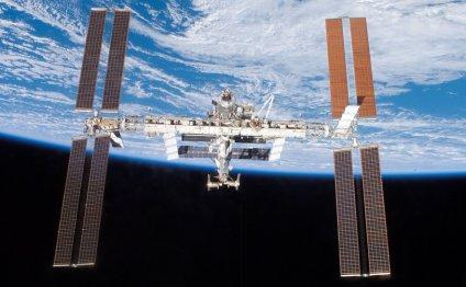 орбитальная станция, мкс