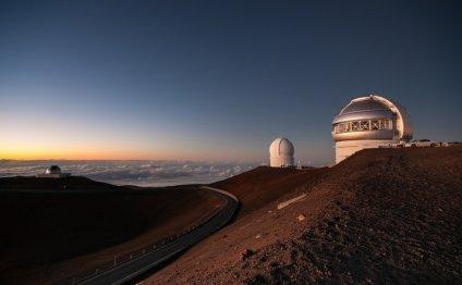 Как посмотреть в телескоп
