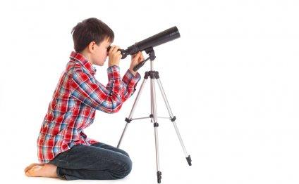 Как сделать телескоп