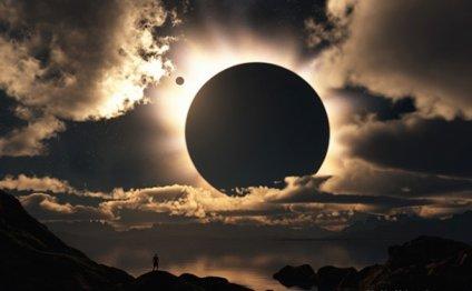Лунные и солнечные затмения