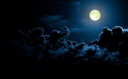 Лунное затмение 4 апреля будет
