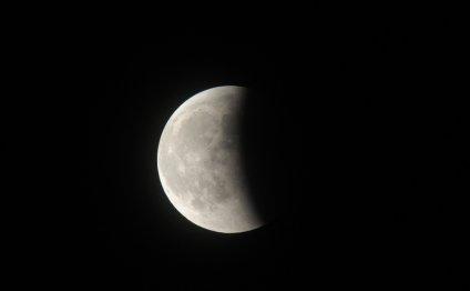 Лунное затмение ждут астрономы