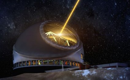 самый мощный телескоп в