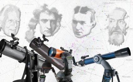 магазин телескопов