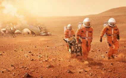 Начало конца Mars One?
