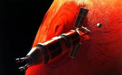 Полет на Марс человека