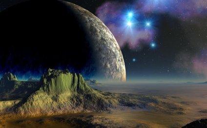 лунное затмение. ВИДЕО